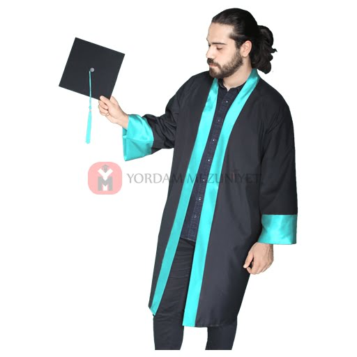 turkuaz-alpaka-mezuniyet-kep-cubbe