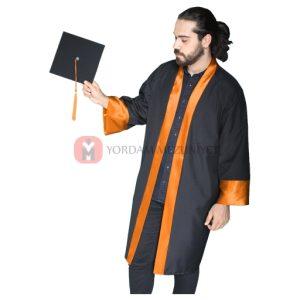 turuncu-alpaka-mezuniyet-kep-cubbe