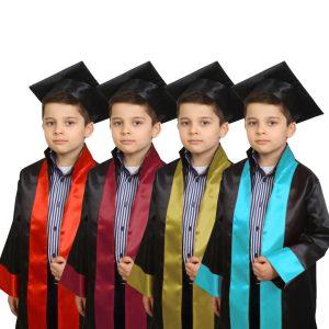 İlkokul Mezuniyet Cübbeleri